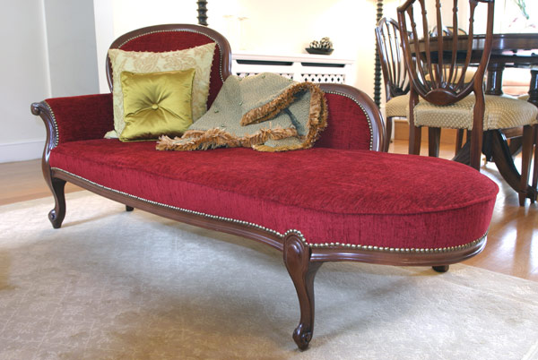 Chaise Lounge Upholstery Furniture ...